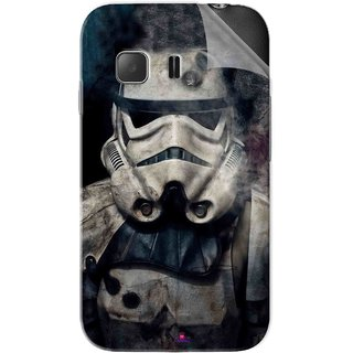Snooky Printed star wars Pvc Vinyl Mobile Skin Sticker For Samsung Galaxy Young 2
