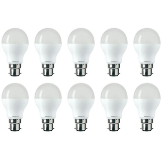 Havells 9W Led Bulb Pack of 10