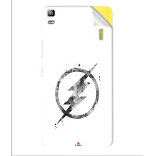 Snooky Printed The Flash 2014 TV series Pvc Vinyl Mobile Skin Sticker For Lenovo K3 Note