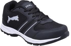 smartwood jais co black silver Training sport shoes for men