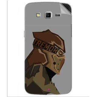 Snooky Printed Tremor War God Pvc Vinyl Mobile Skin Sticker For Samsung Galaxy Grand 2