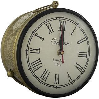 AnasaDecor Double sided station Wall Clock Victoria