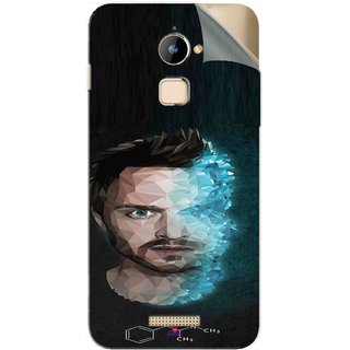 Snooky Printed jesse pinkman Breaking Bad Pvc Vinyl Mobile Skin Sticker For Coolpad Note 3 Lite
