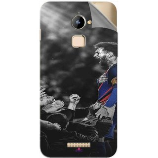 Snooky Printed lionel messi wallpaper 2017 Pvc Vinyl Mobile Skin Sticker For Coolpad Note 3 Lite