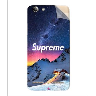 Snooky Printed Mountain Supreme Pvc Vinyl Mobile Skin Sticker For Lenovo Vibe K5 Plus
