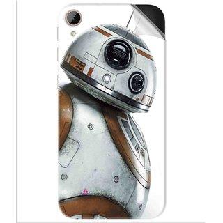 Snooky Printed Movie Star Wars Episode VII Pvc Vinyl Mobile Skin Sticker For Htc Desire 830