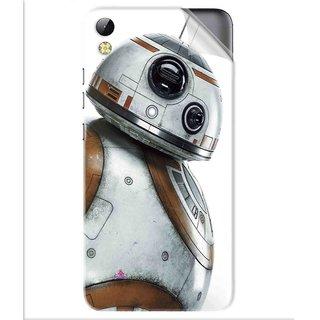 Snooky Printed Movie Star Wars Episode VII Pvc Vinyl Mobile Skin Sticker For Tecno i3 pro