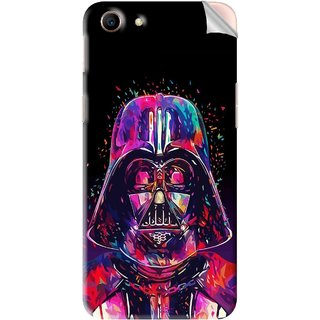 Snooky Printed Star War soldier Pvc Vinyl Mobile Skin Sticker For Oppo A83