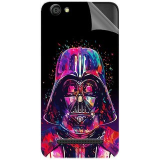 Snooky Printed Star War soldier Pvc Vinyl Mobile Skin Sticker For LYF Wind 6