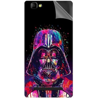 Snooky Printed Star War soldier Pvc Vinyl Mobile Skin Sticker For LYF Wind 7