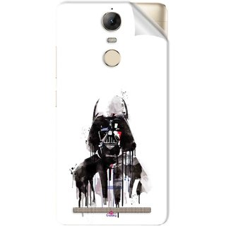 Snooky Printed star wars white Pvc Vinyl Mobile Skin Sticker For Lenovo Vibe K5 Note