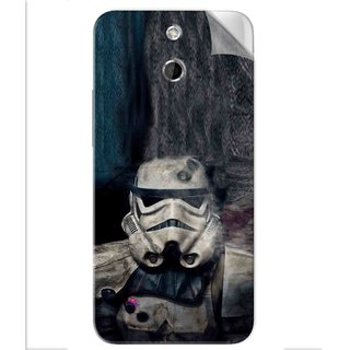 Snooky Printed star wars Pvc Vinyl Mobile Skin Sticker For Htc One E8