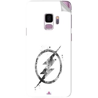 Snooky Printed The Flash 2014 TV series Pvc Vinyl Mobile Skin Sticker For Samsung Galaxy S9