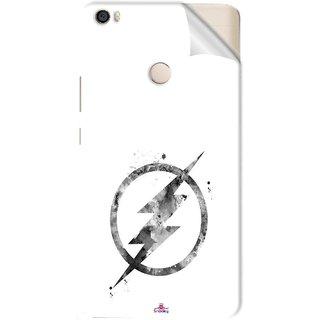 Snooky Printed The Flash 2014 TV series Pvc Vinyl Mobile Skin Sticker For Xiaomi Mi Max