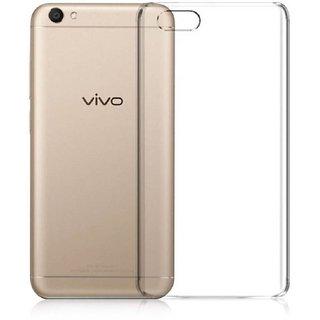Vivo Y55s Transparent Back Cover