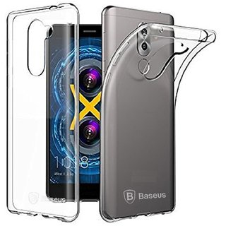 Lenovo K8 NOTE Silicon Transparent Back Cover Case