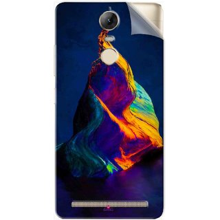 Snooky Printed one plus 5 stock Pvc Vinyl Mobile Skin Sticker For Lenovo Vibe K5 Note
