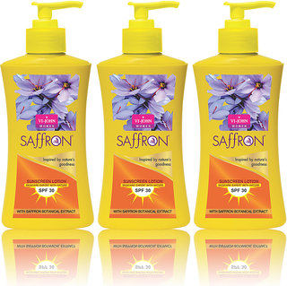 Suncreen Lotion 250 ml Pack of 3