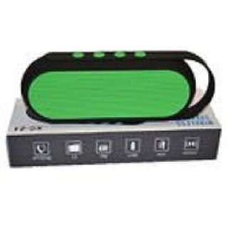Rich Walker Portable SR520 Handle Bluetooth Speaker With HD Sound Black