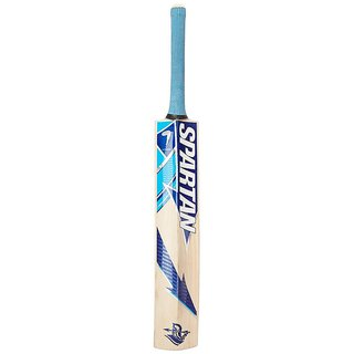 Bogan-Spartan MD English Willow Cricket Bat (Color May Vary)(COVER INCLUDED)