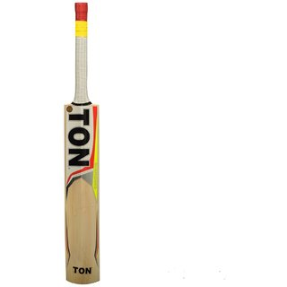 Bogan-Ton Elite English Willow Cricket Bat (Color May Vary)(COVER INCLUDED)