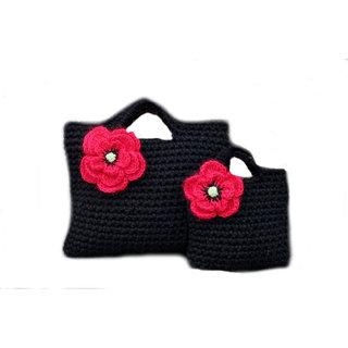 ChoosePick Crochet Handmade Bags for Women/Girls 18