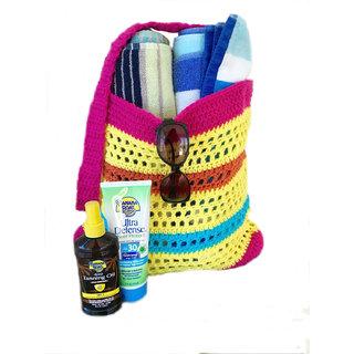ChoosePick Crochet Handmade Bags for Women/Girls 28