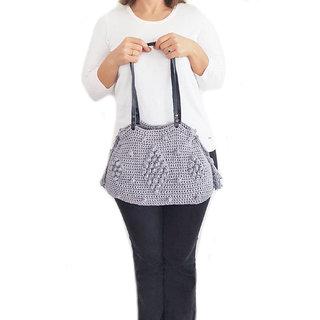 ChoosePick Crochet Handmade Bags for Women/Girls 9
