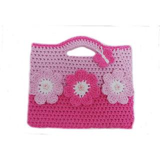 ChoosePick Crochet Handmade Bags for Women/Girls 33