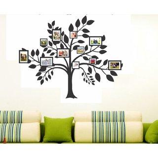 wall dreams Living Room Family Photo Tree(60 X 80cms)