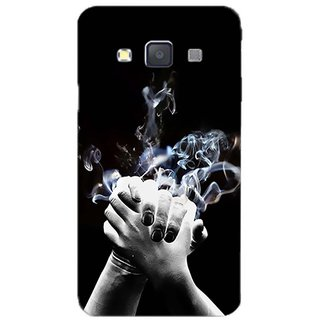 Printgasm Samsung Galaxy A8 printed back hard cover/case,  Matte finish, premium 3D printed, designer case