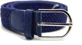 Women Blue Streachable Belt
