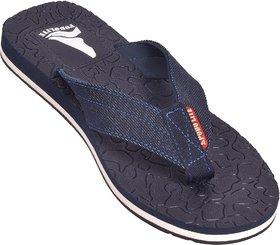 PODOLITE Denim MCP Flip Flop And House Slippers For Men