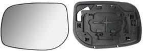 Left Side Mirror Glass For Tata Indigo eCS 2013-2018 Set Of 1 Pcs.