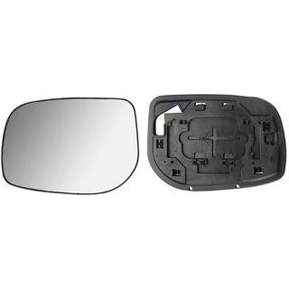 Left Side Mirror Glass For Maruti Alto 800 2016-2018 Set Of 1 Pcs.