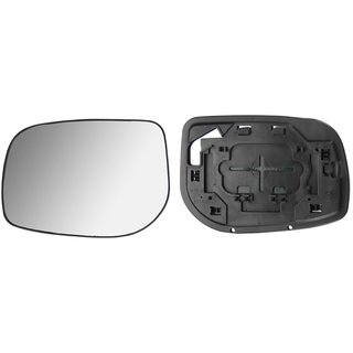 Right Side Mirror Glass For Tata Indica Vista Tech 2014-2015 Set Of 1 Pcs.