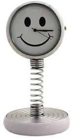 Car Dashboard Smiley Clock For All Cars
