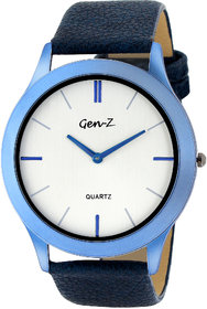 Gen-Z Premium Quality Slim Watch For Men GENZ-SN-SLIM-0 - 138846562