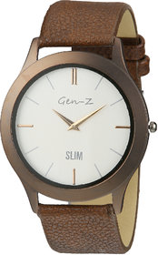 Gen-Z Premium Quality Slim Watch For Men GENZ-SN-SLIM-0 - 138846581