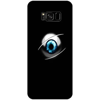 Printgasm Samsung Galaxy S8 printed back hard cover/case,  Matte finish, premium 3D printed, designer case