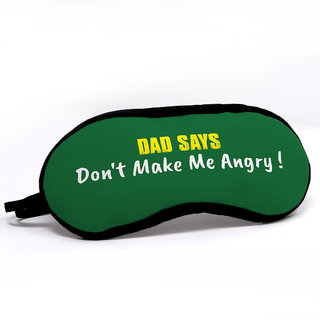 Buy Indigift Fathers Day Gifts Dad Says Dont Make Me Angry Quote