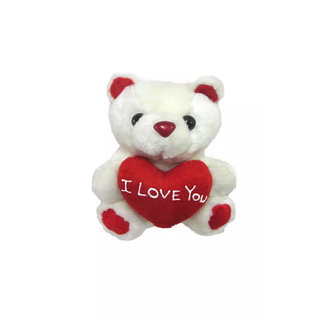 OH BABY Soft Toy Teddy Bear Holding Heart 30.48 cm (12 Inch) SE-ST-210