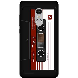 Designer Back Cover For Redmi Note 4