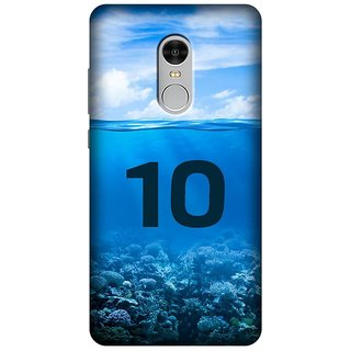 Back Cover (Printed Designer Mobile Cover) for Redmi Note 4