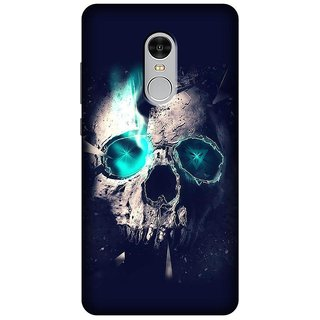 All Sides Protection Soft Silicon Printed Back Cover For Redmi Note 4