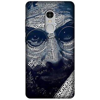 High Quality Printed Designer Back Case Cover For Redmi Note 4