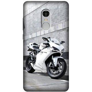 Designer Phone Back Case Cover (Soft Silicon) For Redmi Note 4