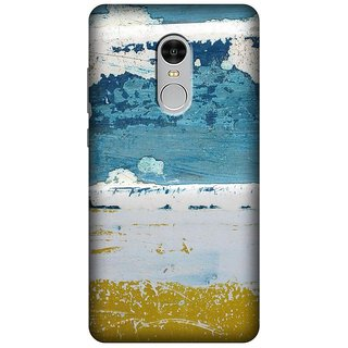Soft Silicon Back Cover (Printed) For Redmi Note 4/ Redmi Note 4