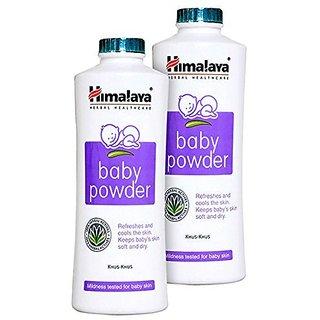 HIMALAYA BABY POWDER 400g (PACK OF 2)