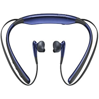 Samsung EO BG920BBEGIN Level U Wireless In Ear Bluetooth Headset Blue Headphones   Earphones